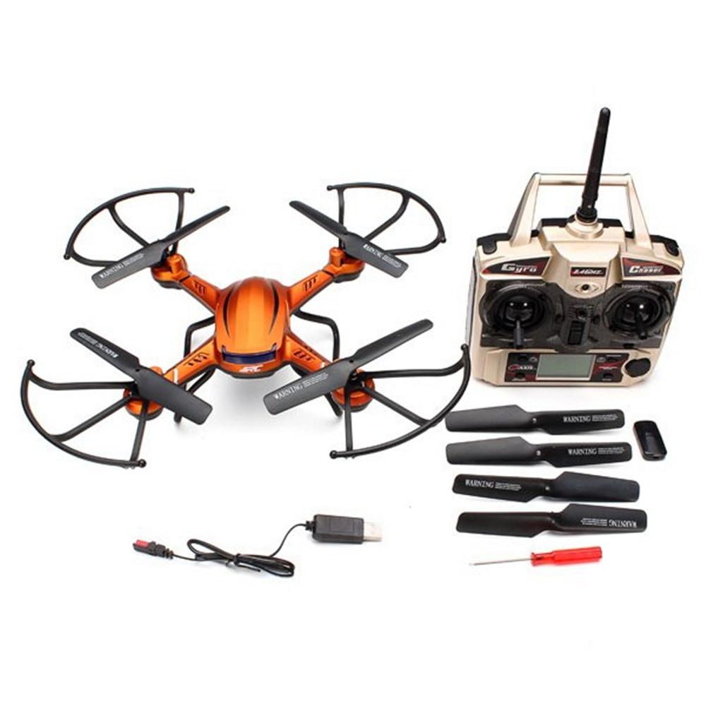 JJRC H12C 6 axes sans tête Mode 2.4G 4CH RC quadrirotor 360 degrés renversement ovni hélicoptère Drone professionnel Dron 5.0MP HD caméra - 6