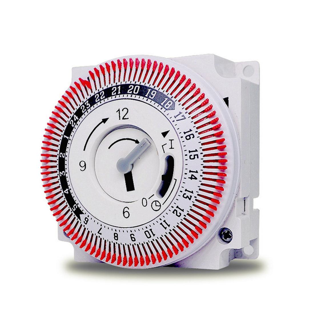 1 Watt 250 V Multi-funktion Timer Schalter Buchse Mit Sensor Sonde Energiesparende Mechanische Timer Steckdose Timing Schalter