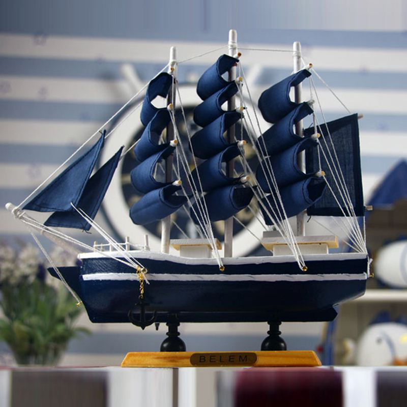 Us 76 Diy Wooden Scale Model Ship Assembling Classics Antique Building Kits Ship Model Wooden Sailboat Toys Sailing Model Assembled In Model