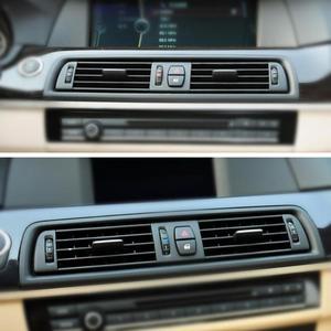 Image 5 - Auto Mitte EINE/C Air Outlet Vent Panel Gitter Abdeckung für BMW 5 Series F10 F18 523 525 535 auto Auto Ersatz Teile