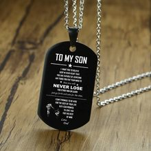 Personalized Standard Military Dog Tag Blanks Stamping Dogtag Pendant Stainless Steel Men Women Charm Plain Jewelry(China)