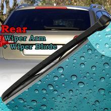 Автомобильный задний стеклоочиститель, ветровое стекло, ветровое стекло, дождевик, щетка для Audi A6 AVANT C6 4F 2005-2011