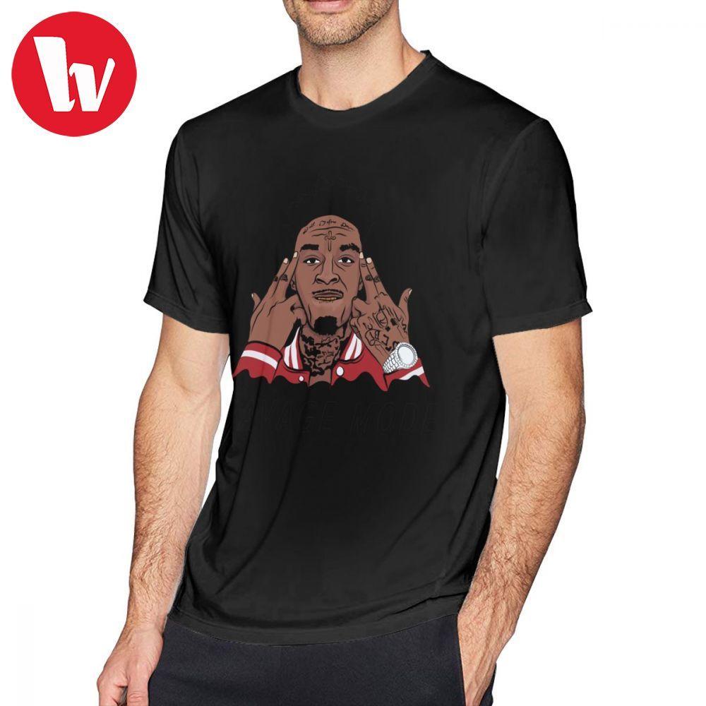 21 Savage T Shirt 21 Savage T Shirt Short Sleeve Male Tee Shirt 4xl