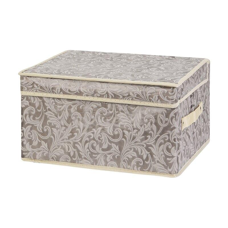 Storage box Elan Gallery 370960 Storage and organisations 4 grid hollowed storage box