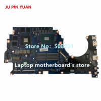 JU PIN YUAN 929481-601 G3AA DAG3AAMBAE0 motherboard For OMEN by HP Laptop 15-ce Notebook PC GTX1050Ti 4GB i7-7700HQ fully Tested
