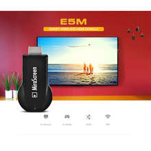Mirascreen Tv Stick 5G Dongle Wireless Receiver Support Hdmi Dongle 1080P Hd Miracast Airplay Dlna For Netflix Android Ios