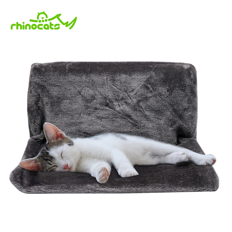 Warm Cats Pet Hammock Cage Bed Hanging Radiator Chair Sleeping Lounger Perch Shelf House For Small Dogs Animals Kitten Chihuahua
