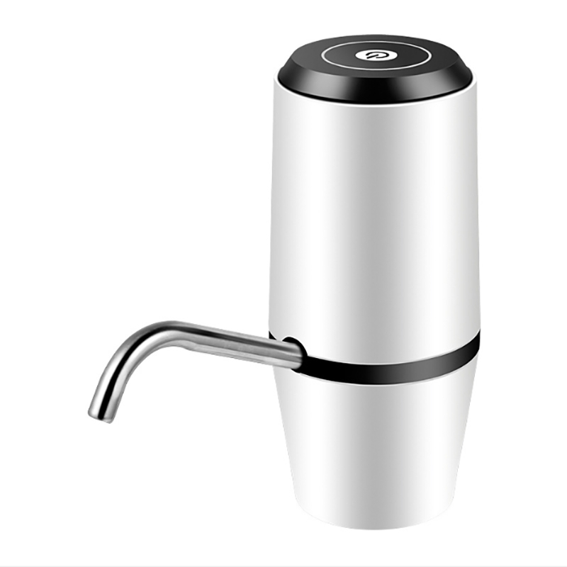 Hot Tod-usb Rechargeable Automatic Wireless Mini Portable Electric Drinking Water Pump Gallon Bottled Desk Top Dispenser Switc