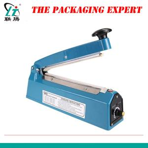 20cm Plastic Bag Sealer Film Impulse Sealer Manual Impulse Sealing Machine Aluminum Bag Impulse Heat Sealer Electric Sf200