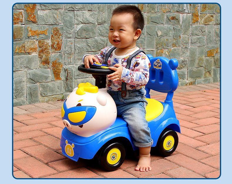 1 6 Years Old Children Vehicle Boys Twisting Riding Car Drift Activity Walker Small Ride On Cars Outdoor Indoor Sports in Ride On Cars from Toys Hobbies