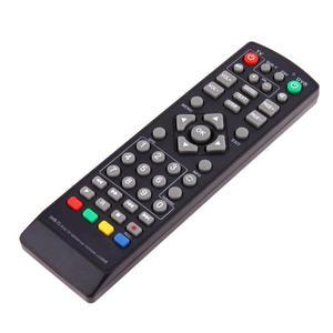 Image 5 - 1 قطعة العالمي مريحة التحكم عن بعد استبدال ل DVB T2 التلفزيون الذكية الأسود التحكم عن بعد تحتاج 2 × بطاريات AAA