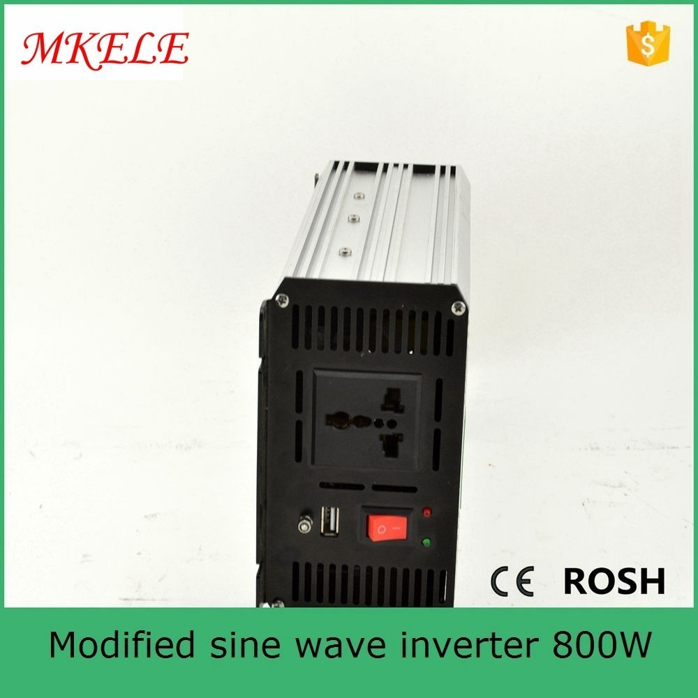 MKM800-122G high quality modified sine wave 800w power inverter 220v 12 v inverter,single phase inverter for home useMKM800-122G high quality modified sine wave 800w power inverter 220v 12 v inverter,single phase inverter for home use