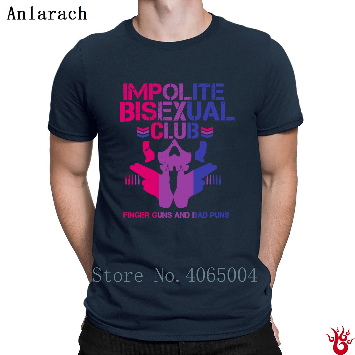 Impolite <font><b>Bisexual</b></font> Club T-Shirt Letters Custom Pop <font><b>Top</b></font> Tee Short Sleeve Men Tshirt Spring Cute Pictures S-3xl Basic image