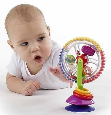 Колесо обозрения стул детские игрушка для десткой коляски ветряная мельница sucker