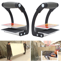 and Easy Gorilla Gripper Panel Carrier Handy Grip Board Lifter Plywood Wood Panel Carrier Home Furniture Accessories