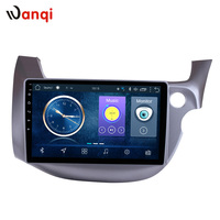 10.1inch Android 8.1 Car GPS Navigation For Honda Fit 2008 2013 Right Hand Drive Support Stereo Bluetooth WIFI