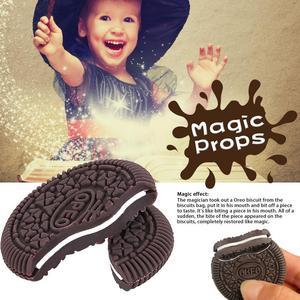 Детские Волшебные печенья OREO, волшебные принадлежности для трюков, маскарадные реквизиты, легкое магическое шоу для детей, обучающая игрушка