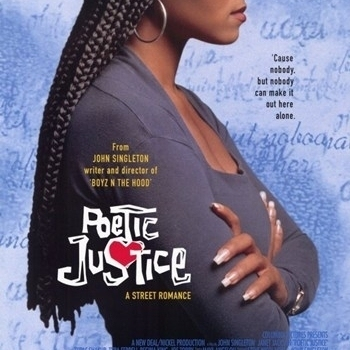 Poetic Justice Movie Poster (11 x 17)