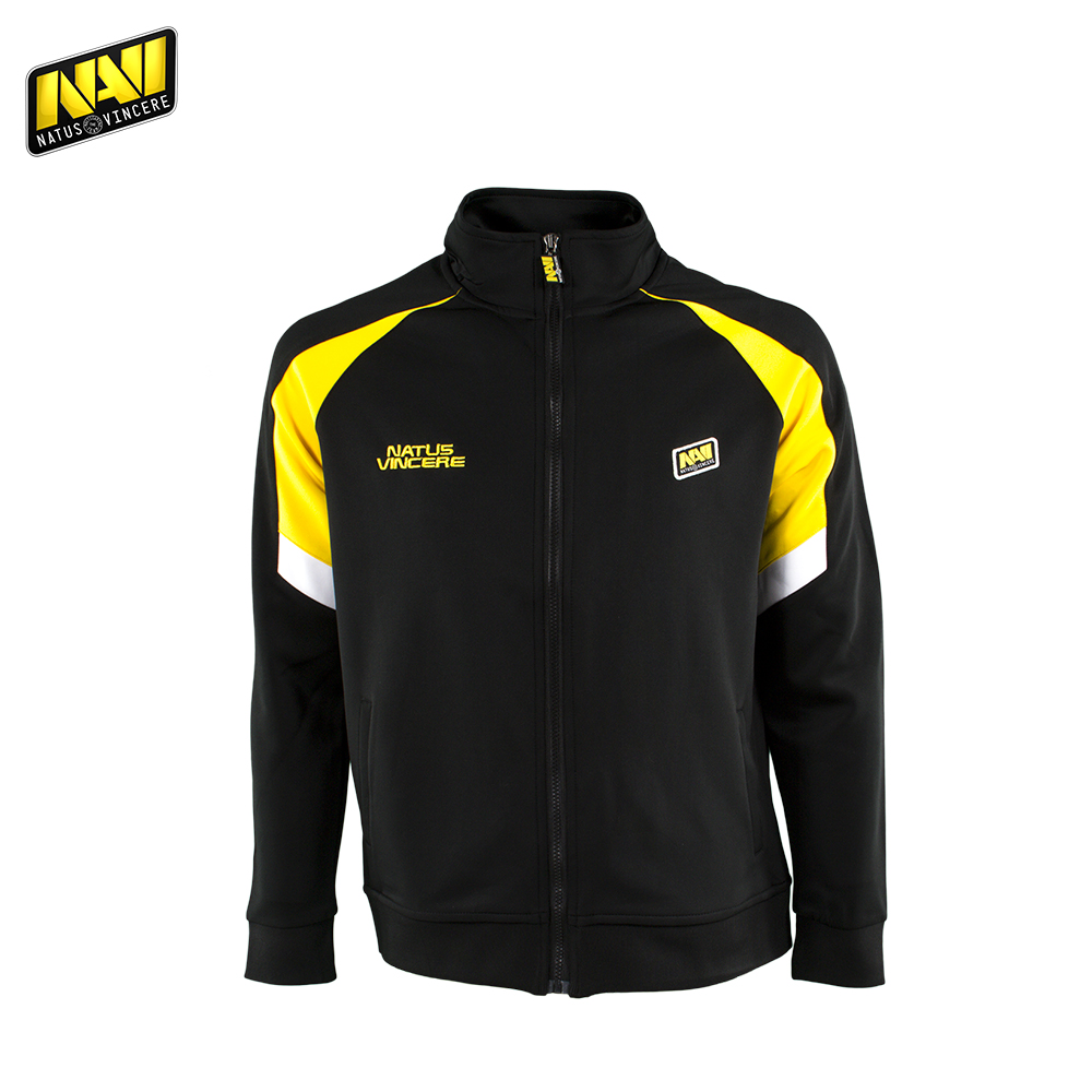 Jackets NATUS VINCERE FNVSOCCER17BK0000 Polyester Casual men clothing coats windbreaker bomber NAVI CS:GO Dota 2 simple esports classic white face gold leather watch men fahion simple design casual watch 2 year warranty china factory cheap brand wristwatch