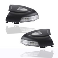 New LH+RH Side Turn Signal Mirror Assemble LED Indicator Lights For Volkswagen Sharan 2012 2014 Tiguan 2007 2009