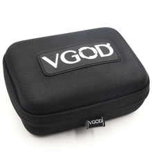 Original 331332 vape bag VGOD Case Bag for Vape Kit as S iStick Pico Mod Melo 3 Mini tfv8 x big baby rba Tank DIY bag original ijoy avenger 270 234w tc kit with avenger tank voice control mod with 20700 battery 6000mah vape e cigarette avenger