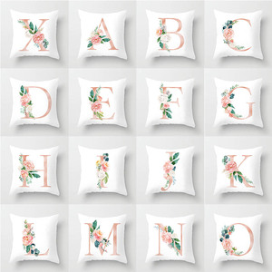 45*45 Pillow Case Cover Home C