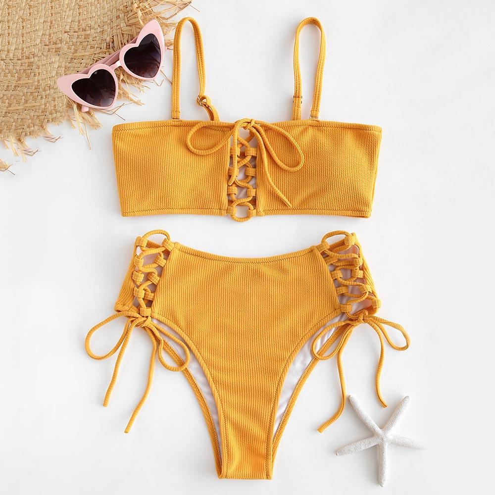 High Waisted Bikini 8