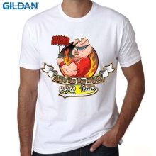 GILDAN Design Your Own T Shirt Printed Shirts BBQ Joke Funny A Pig Cow Chicken Go To Barbecue