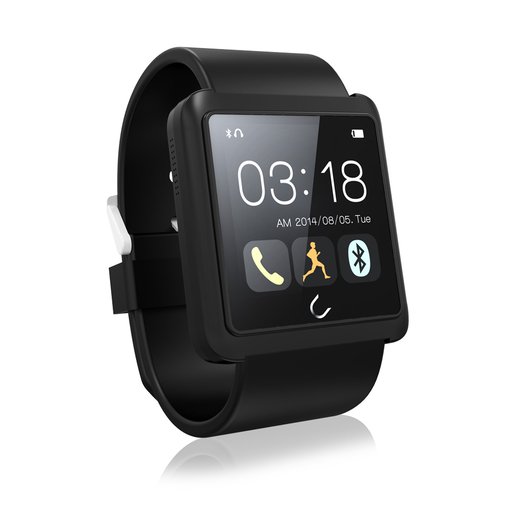 NEW U10L Smart Wrist Watch Phone Mate Bluetooth For iPhone IOS Android Samsung