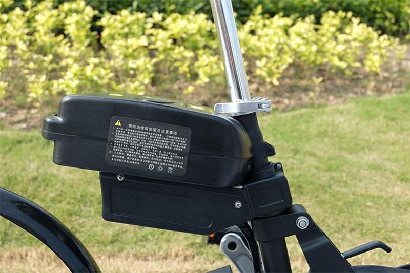 Lithium frog battery 36V 12Ah bicycle battery 36V 500w li ion packs with BMS e bike battery free custom duty
