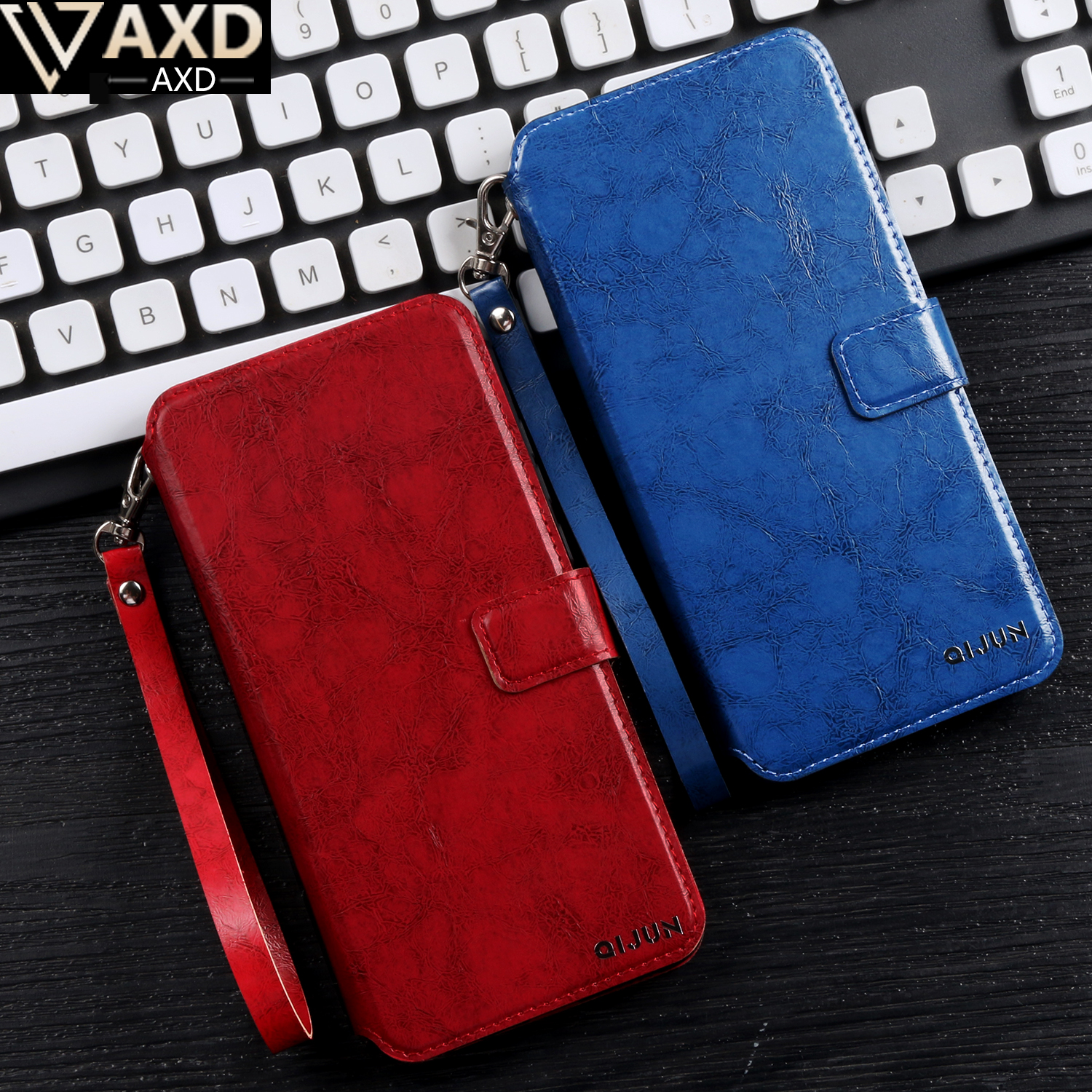Coin Purses & Holders Card & Id Holders Qualified Usa Oil Soft Red Complex Double-headed Eagle Pu Leather Passport Holder Built In Rfid Blocking Protect Personal Information 2019 New Fashion Style Online