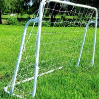2.45 Meter Football Goal Outdoor Family Sports Facilities For Use On The Beach Community Playground School Sturdy