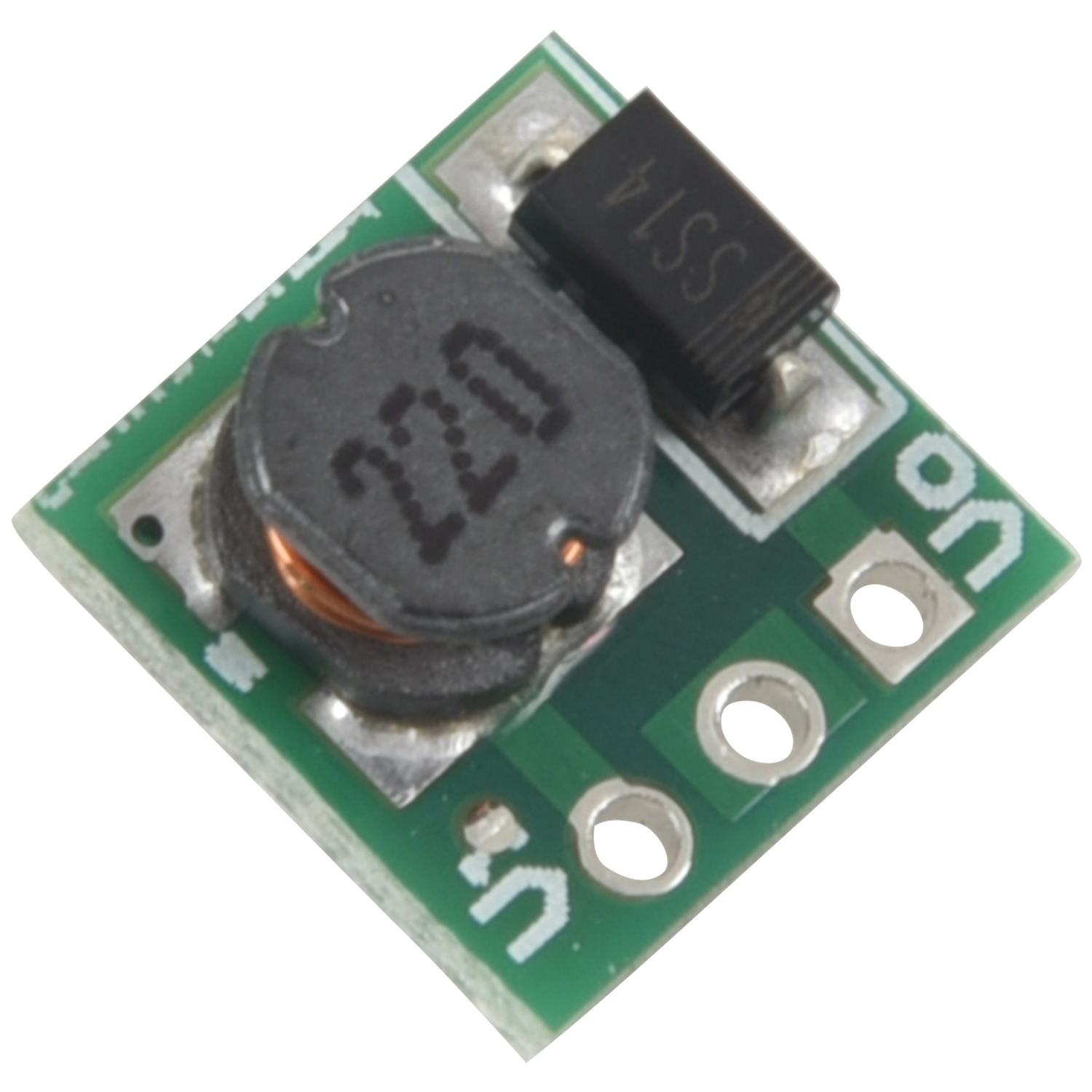 0 9 5V To 5V DC DC Step Up Power Module Voltage Boost Converter Board 1 5V 1 8V 2 5V 3V 3 3V 3 7V 4 2V To 5V Green in Inverters Converters from Home Improvement