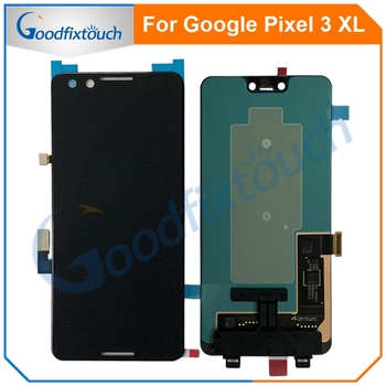 LCD Display For Google Pixel 3 XL LCD Display Touch Screen Digitizer Assembly LCD Screen For HTC Pixel 3 XL 3XL Replacement Part