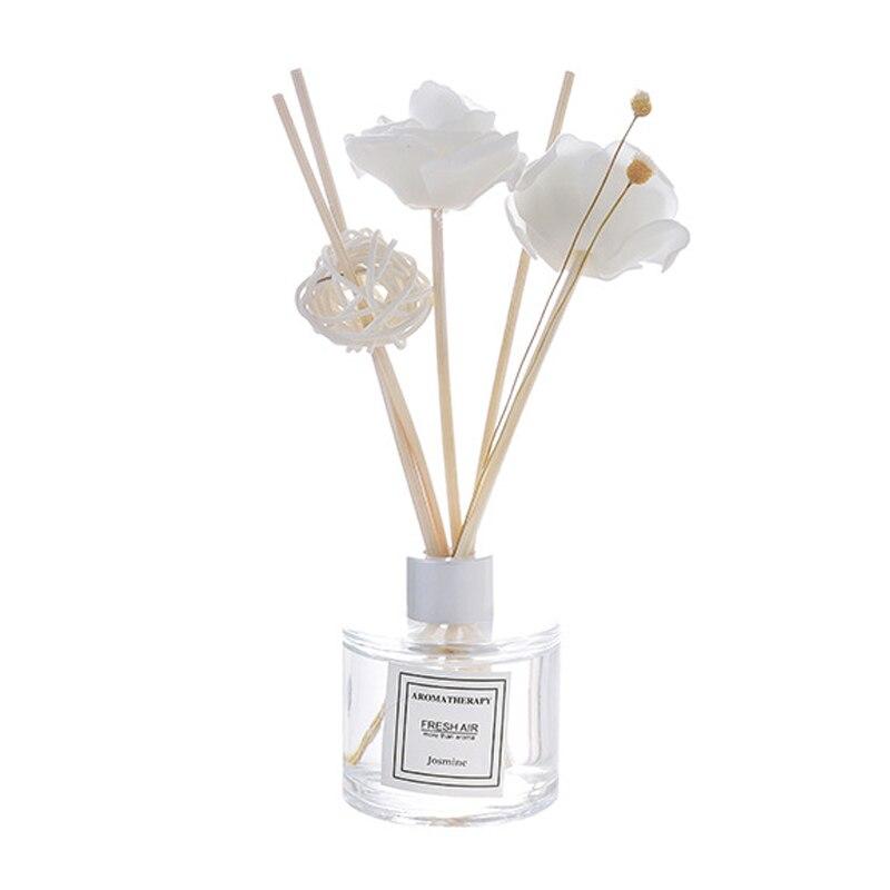 50 Ml Hause Duft Öl Rattan Reed Diffusor Zimmer Parfüm Aroma Ätherisches Öl Haus & Garten
