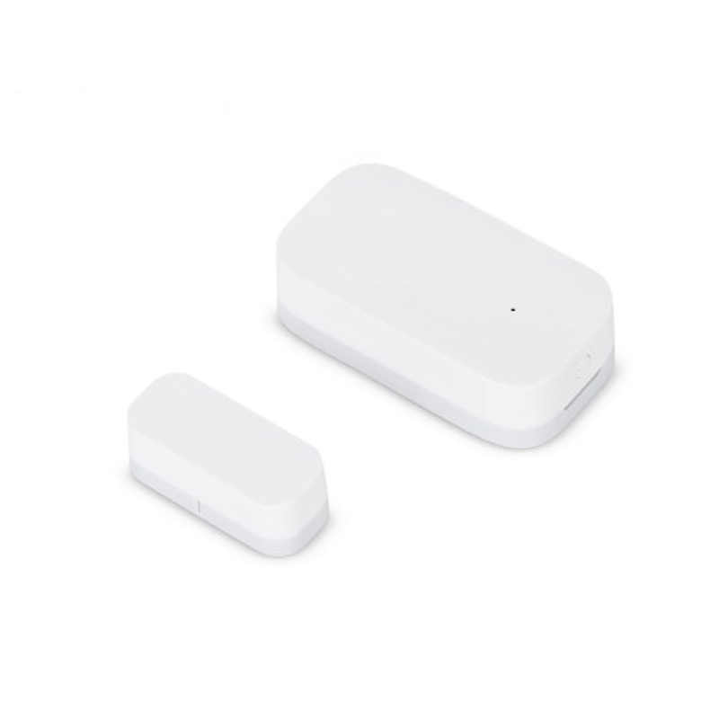バルクシャオ mi Aqara ドア窓センサー Zigbee 無線接続スマート mi ni の仕事と mi ためのアプリアンドロイド Ios 電話