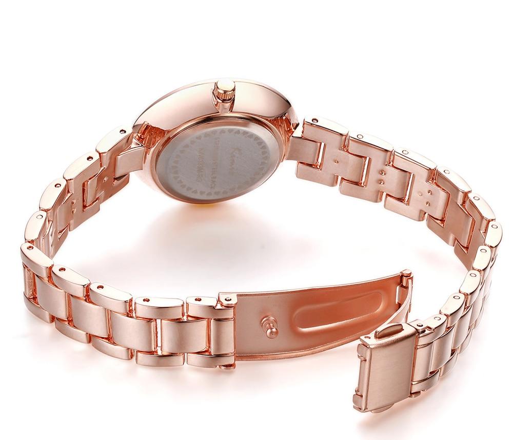 KIMIO Λεπτό ρολόι γυναικών μόδας απλά - Γυναικεία ρολόγια - Φωτογραφία 5