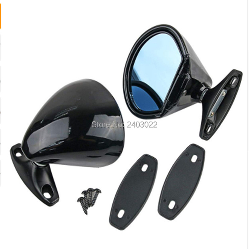 one pair two pcs vintage classic car external door wing side rear mirror R L in Mirror Covers from Automobiles Motorcycles