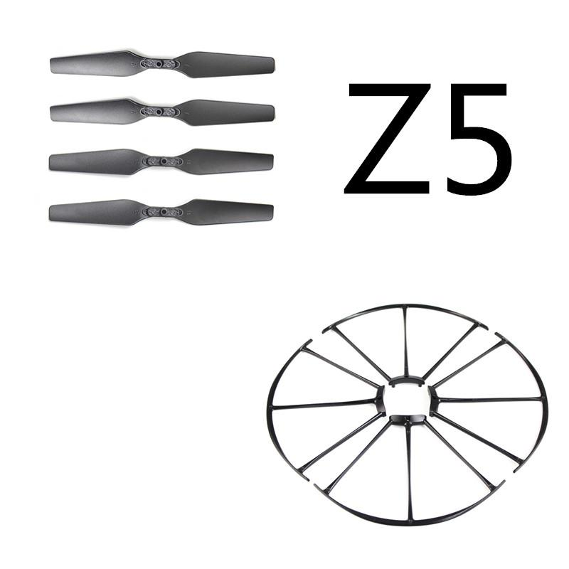 RCtown SJRC Z5 RC Drone Quadcopter Spare Parts Propeller Props Guard Protection Cover