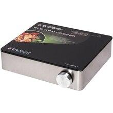Плита электрическая Endever Skyline DP-52 (мощность 2000 Вт, цвет варочной поверхности черный, защита от перегрева, защита от скачков напряжения, температура нагревания до 270 градусов, время работы до 24 часов, защит