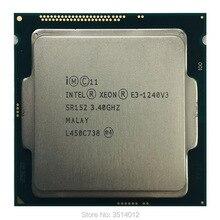 Intel XEON E3-1231V3 1231 V3 3.40GHz Quad-Core E3 1231V3 8MB DD R3 LGA 1150