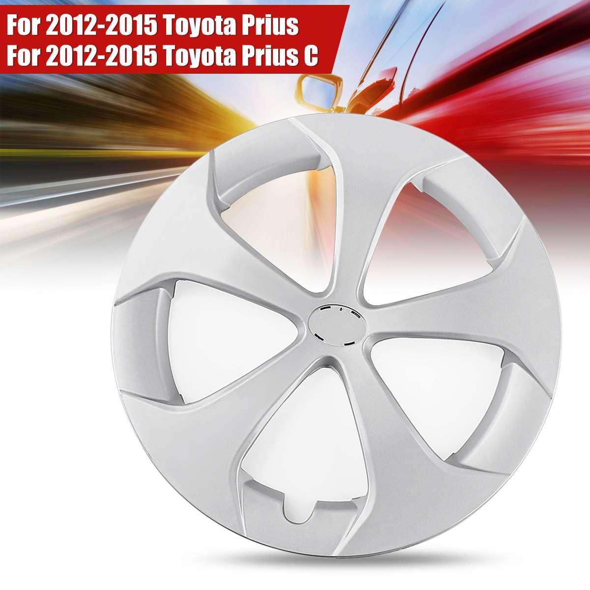 FOR TOYOTA PRIUS WHEEL COVERS SET OF 4 WHEEL TRIMS PRIUS WHEEL HUB CAP 2012-2015