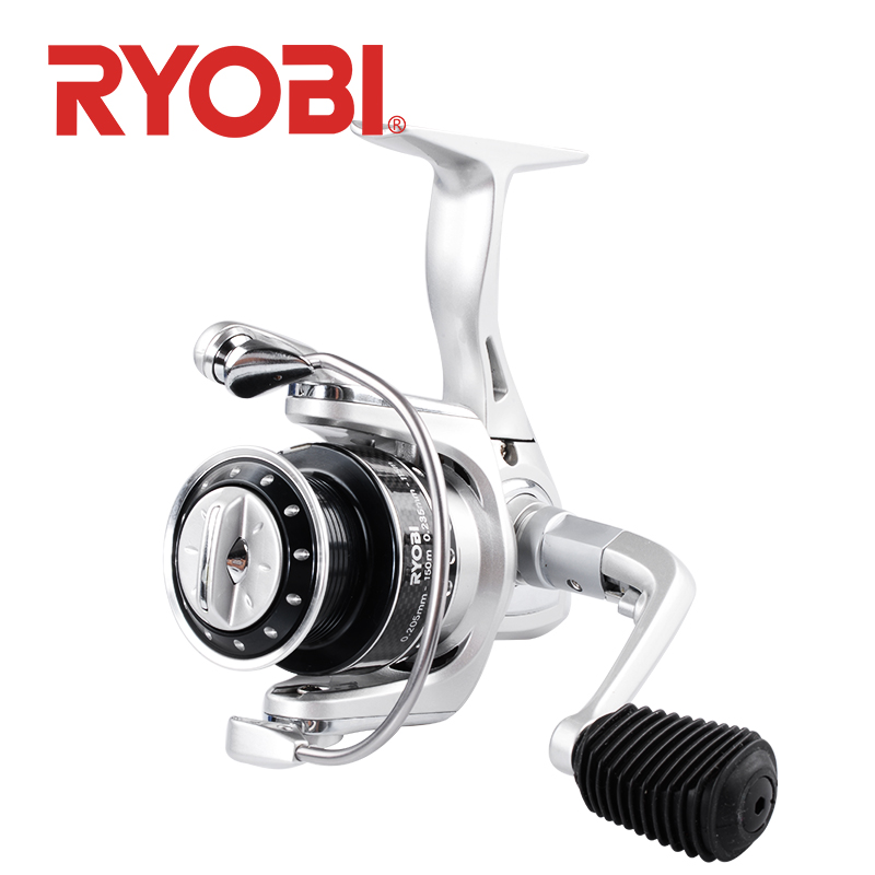 <font><b>RYOBI</b></font> FLOOD DRAGON Sipnning fishing reel <font><b>1000</b></font> 2000 5000 6000 model molinete 5+1BB Gear Ratio 5.1:1/5.0:1 max Drag 2.5~10kg reel image