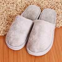 Unisex Shoes Winter Warm Home Slippers Men Fashion Couple Men Plush Warm Slippers Indoor Soft Couple indoor Slippers