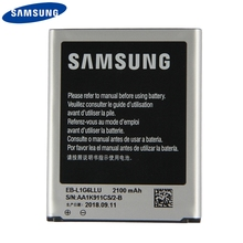 Original Replacement Phone Battery EB-L1G6LLU For Samsung GALAXY S3 I9300 I9308 L710 I535 With NFC Rechargeable Battery 2100mAh все цены