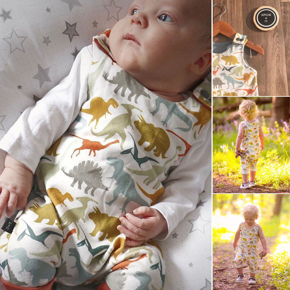 Pudcoco Baby Jumpsuits 0-24M Newborn Baby Girl Boy Short Sleeve   Romper   Jumpsuit One-pieces Clothes