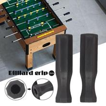 цены 2pcs1 Meter 4 Long Table Football Soccer Machine Desktop Football 5/8 Handle Inner Diameter 16mm Good Friction Performance Soft