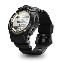 Hevaral S816 Smartwatch Round Heart Rate Sport Professional Waterproof Smart Watch Digital Men Clock Men Business For Phone