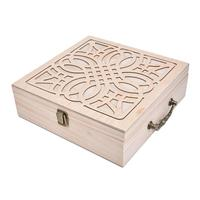 62 Slot Wooden Oil Bottle Box Durable Corrosion Resistant Aromatherapy Organizer Home Ornament Container