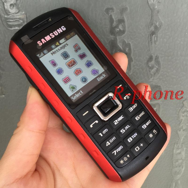 Original Samsung B2100 Xplorer 2G GSM Unlocked Bluetooth Mobile Phone Refurbished B2100 Cellphone